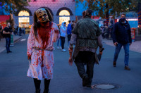 Halloween Horror Festival im Movie Park Foto JS  10
