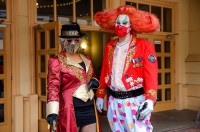 Halloween Horror Festival im Movie Park Foto JS  1