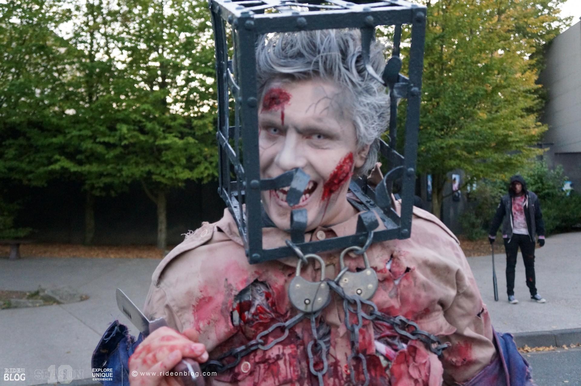 Movie Park Halloween Casting 2019.Movie Park Germany Feiert 20 Jahre Halloween Horror Festival